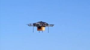 Lieferdrohne für Amazon Prime Air