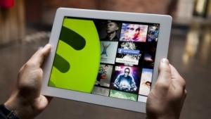 Spotify plant offenbar einen kostenlosen mobilen Dienst.