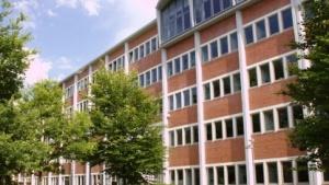 Das Gebäude des Bundespatentgerichts