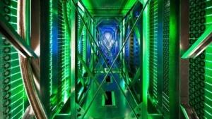 Rechenzentrum von Google