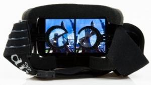 Virtuelle Realität mit der Dive-Brille