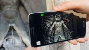 3D-Modelle können unkompliziert mit der Smartphone-Kamera erstellt werden.