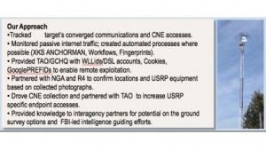 NSA-Präsentation erwähnt ausdrücklich Googles Prefid.