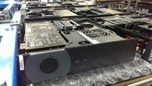 Die Valve Steam Machine basiert auf einem flachen Desktop-Gehäuse.