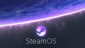 Logo von SteamOS