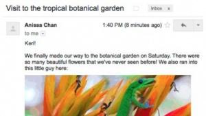 Gmail lädt Bilder automatisch nach.