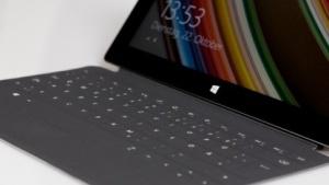 Ob auch das Surface Mini ein Tastatur-Cover erhält, ist unklar.