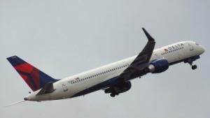 Delta Air Lines Boeing 757-251