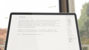 Writer Pro für Mac, iPad und iPhone