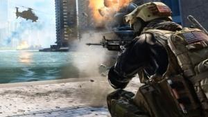 Artwork von Battlefield 4