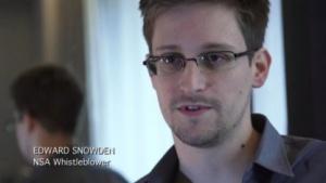 Vermutlich das am häufigsten gezeigte Bild in den Nachrichten dieses Jahres: Edward Snowden bei der Preisgabe seiner Identität im Juni.