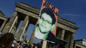 Anti-NSA-Proteste in Berlin