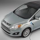 Ford C-Max Solar Energi: Elektroauto unter der Brennlinse