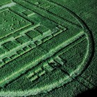Marketing mit Kornkreisen: Nvidia sind die kleinen grünen Männchen