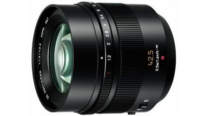 "Panasonic-Objektiv ""Leica DG Nocticron 42.5mm / F1.2 ASPH. / Power O.I.S"""