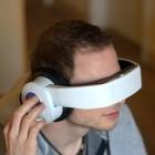 Avegant Glyph ausprobiert: Netzhaut-Projektion trifft Trommelfell-Beschallung