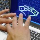 Leap Motion: Verknüpfte Gelenke für Tablets