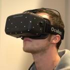 Oculus Rift Crystal Cove ausprobiert: Körpersteuerung und OLED-Display