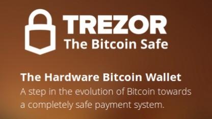 Auf dem USB-Dongle sollen Bitcoin sicher verstaut werden können.