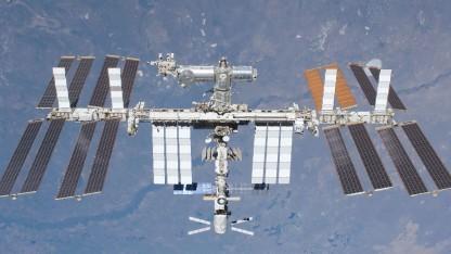 ISS: technisch bis 2028 einsatzfähig