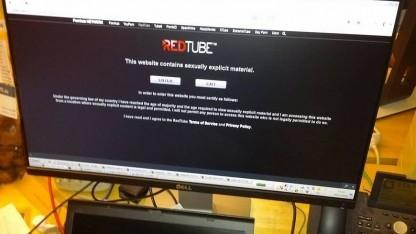Redtube-Website