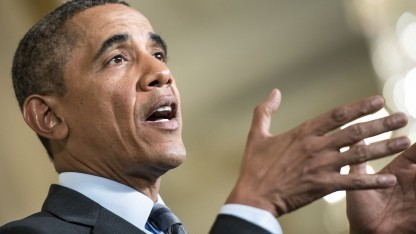 Wird es nicht allen recht machen können: US-Präsident Obama plant Rede zu NSA-Affäre.