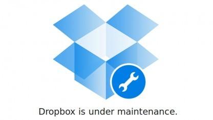 Der Dropbox-Hack erwies sich als schlechter Scherz.