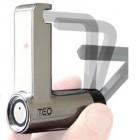 Vorhängeschloss Teo: Bluetooth statt Schlüssel