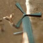 Forschung: Windräder in Millimetergröße laden Akkus auf
