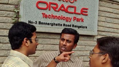"""Oracle-Klage: Niedrigeres Gehalt """"reicht für einen Inder aus"""""""