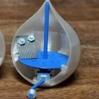 Left Field Labs: Music Drop, die Spieldose aus dem 3D-Drucker