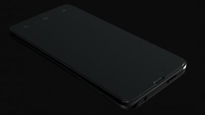 Dem Namen entsprechend wird das Blackphone bisher nur ganz in Schwarz präsentiert