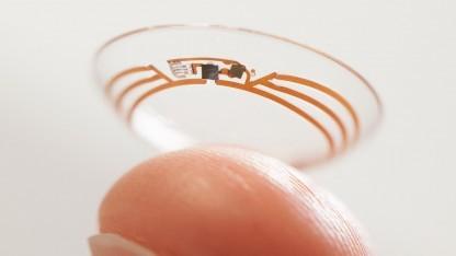 Zu den bisherigen Projekten von Life Sciences gehört eine Kontaktlinse, die den Blutzuckerspiegel misst.