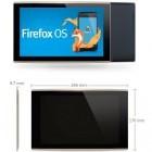 Firefox OS: Neue Details zum ersten Firefox-Tablet
