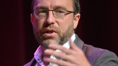 Will das Nutzergeld für einen guten Zweck einsetzen: Wikipedia-Gründer Jimmy Wales