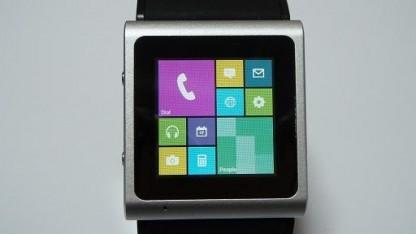 Die Smartwatch Ares EC309