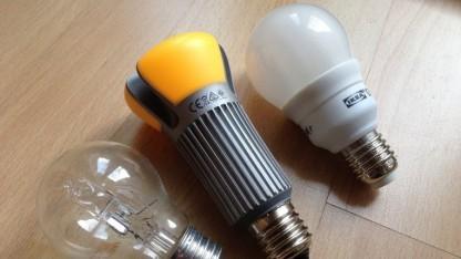 Wichtiges Marktsegment von Philips sind Ersatzprodukte für ältere Leuchtmittel-Techniken.