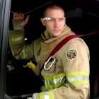 Datenbrille: Google Glass für Feuerwehrleute