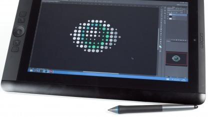 Das Wacom Cintiq Companion mit Digitizer