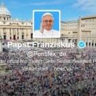 """Papst Franziskus: """"Das Internet ist ein Geschenk Gottes"""""""