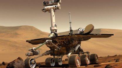 Marsrover Opportunity: zwölf Neustarts in einem Monat
