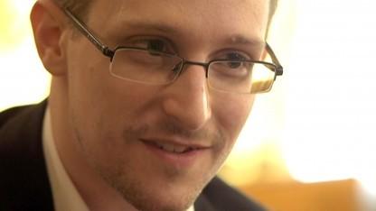 Edward Snowden im ersten TV-Interview seit seiner Flucht