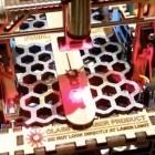 Microslice: Winziger Laserschneider zum Selbstbau