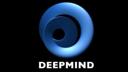 Logo von Deepmind