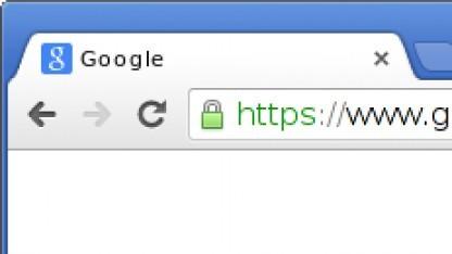 Https-Verbindungen in Chrome