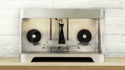 3D-Drucker Mark One: 3D-Drucker statt CNC-Fräse