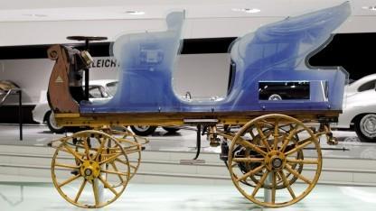 """Egger-Lohner-Elektromobil Modell C.2 Phaeton"""""""