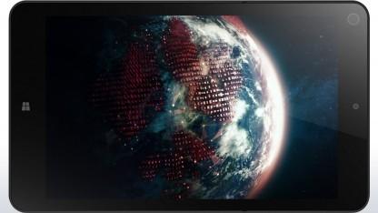 Das IPS-Display löst mit 1.920 x 1.200 Pixeln auf.