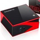 Gigabyte Brix Gaming: Mini-PC mit diskreter Grafik und vier USB-3.0-Ports