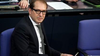 Breitbandminister Dobrindt